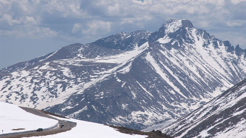 The Rocky Mountain National Park in Colorado is among the most polluted.