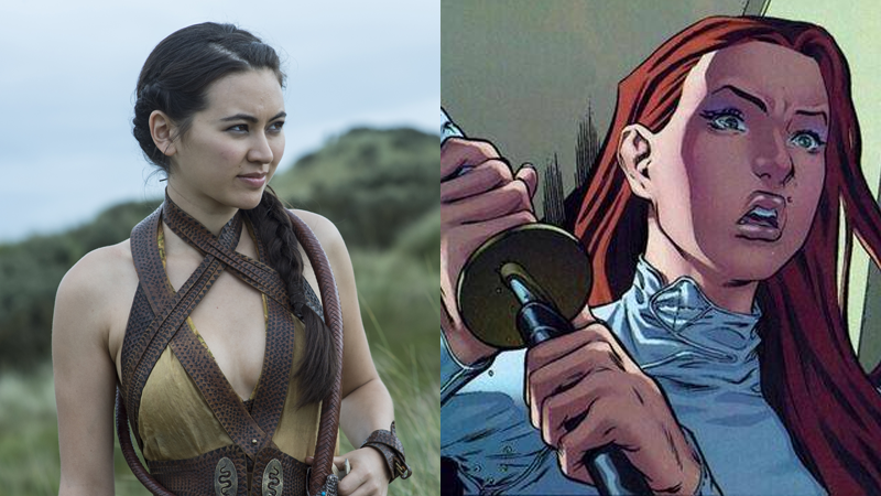Illustration for article titled Game of Thrones' Jessica Henwick Will Play the Female Lead in the Iron Fist TV Series