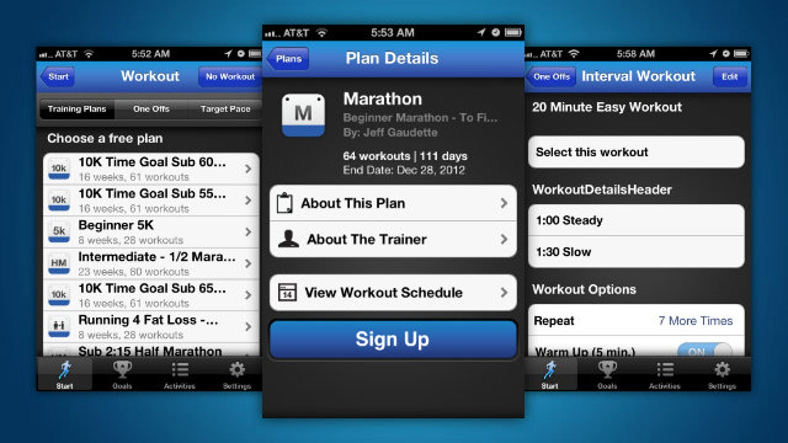 RunKeeper Gets Customizable Training Plans and Coaching Sections