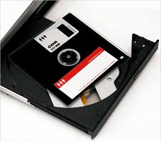 "Illustration for article titled Floppies to CDs: ""Who the $&@* are you?"""