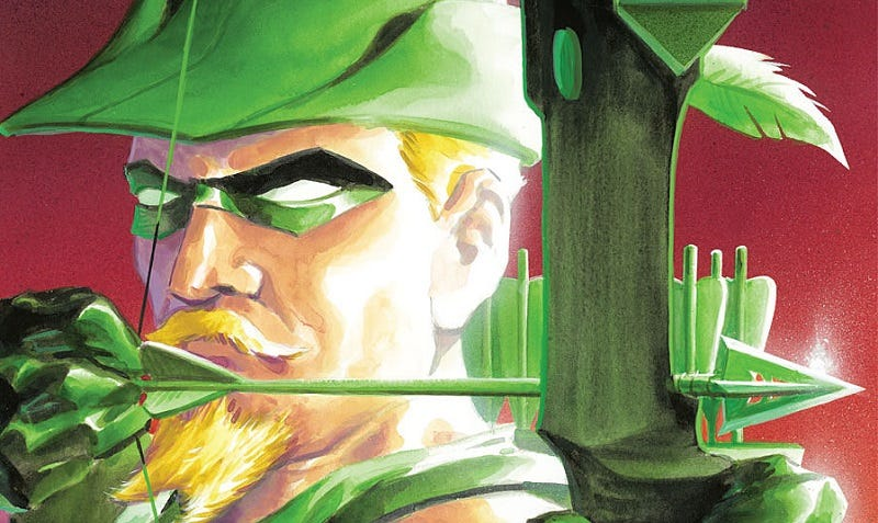 10 Green Arrow Comics Storylines That Would Make the TV Show Way