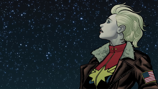 marvel wants you to love captain marvel again