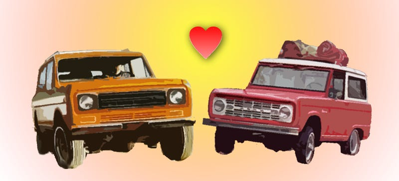 Illustration for article titled How An Astronaut And His Wife Bonded Over Two Sweet Old Trucks