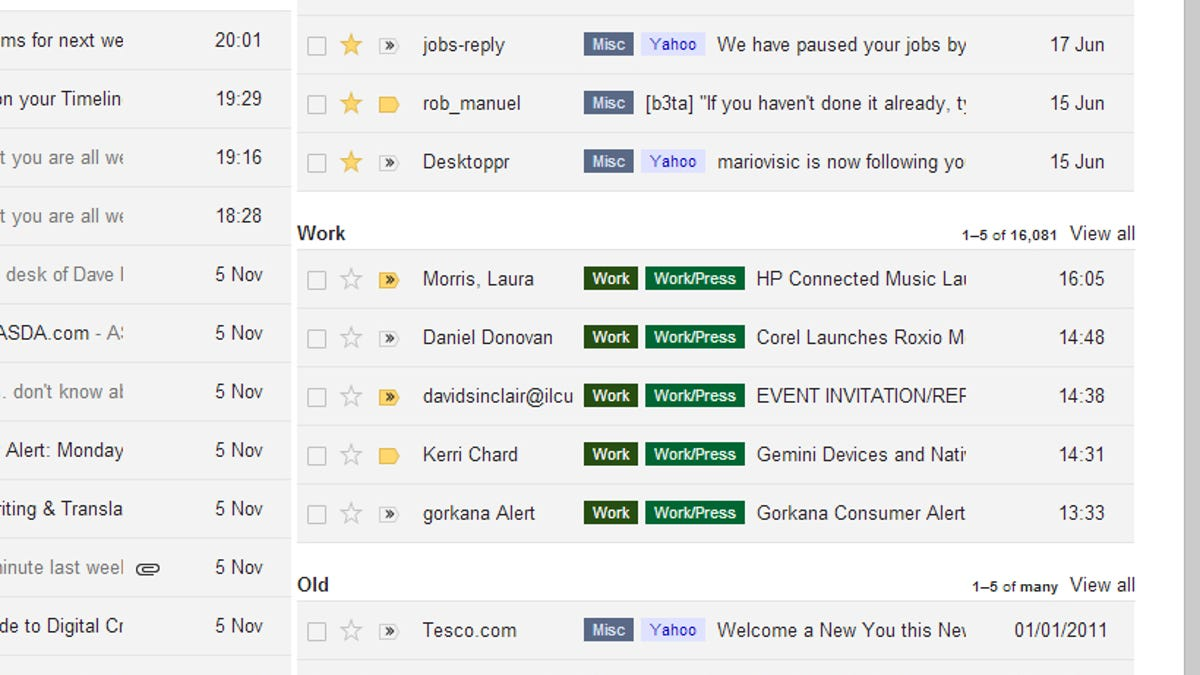 Ten tricks to make yourself a gmail master thecheapjerseys Choice Image