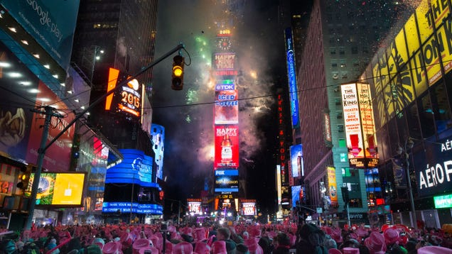 NYPD Will Use Drone Technology in First for New Year s Eve Security