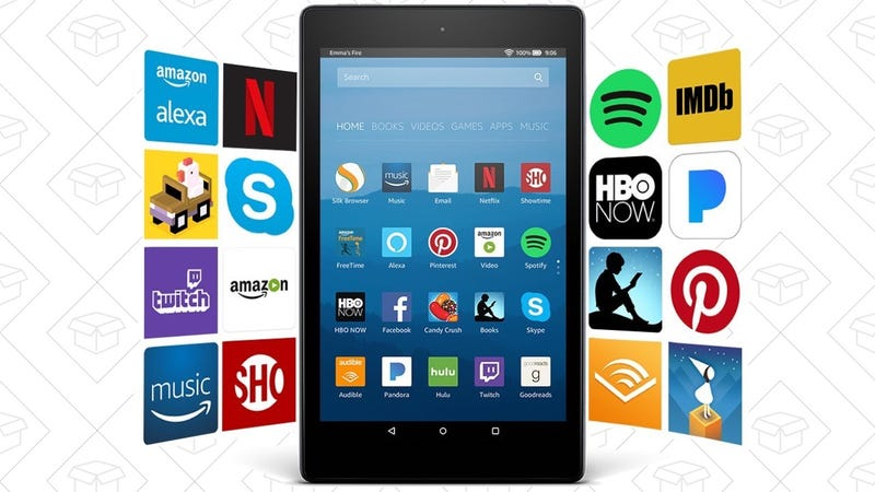 Amazon Fire HD 8 | $50 | Amazon