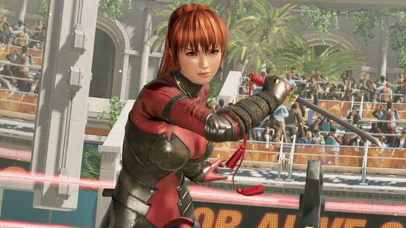 Illustration for article titled Feminist Gamers Rejoice: Dead Or Alive 6's Female Characters All Have Huge, Jiggling Breasts Because Every Woman Should Feel Beautiful
