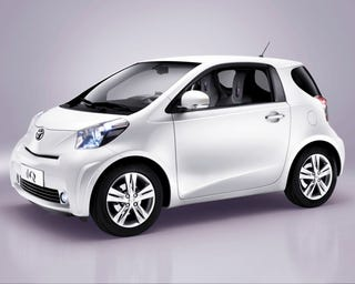Illustration for article titled Toyota iQ To Become Reality, Debut At Geneva Motor Show