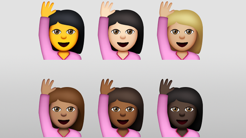 Illustration for article titled Twitter Evens Character Count for Emojis, Ending Race and Gender Penalties