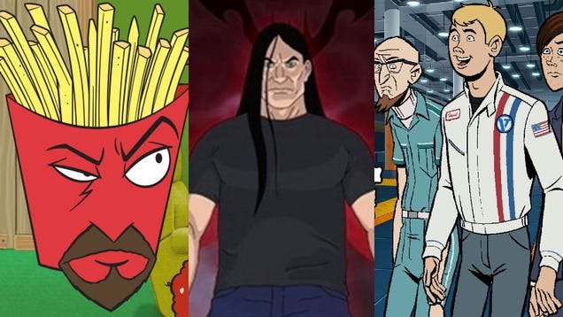 Aqua Teen Hunger Force, Metalocalypse, and The Venture Bros. Are All Getting New Movies