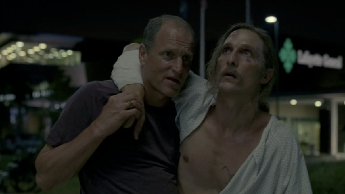 What the hell kind of ending was that, True Detective?