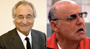 Bernie Madoff Family