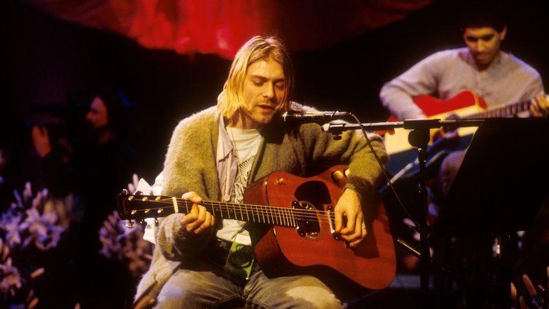 Kurt Cobain (Photo: Getty Images, Frank Micelotta Archive)