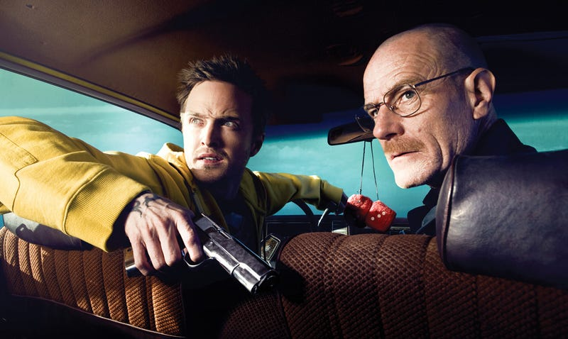 Illustration for article titled La película de Breaking Bad ya está grabada, según la estrella de Better Call Saul