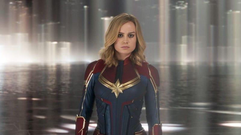 La Capitana Marvel es definitivamente parte de la Fase 4, pero no sabemos cuándo ni cómo