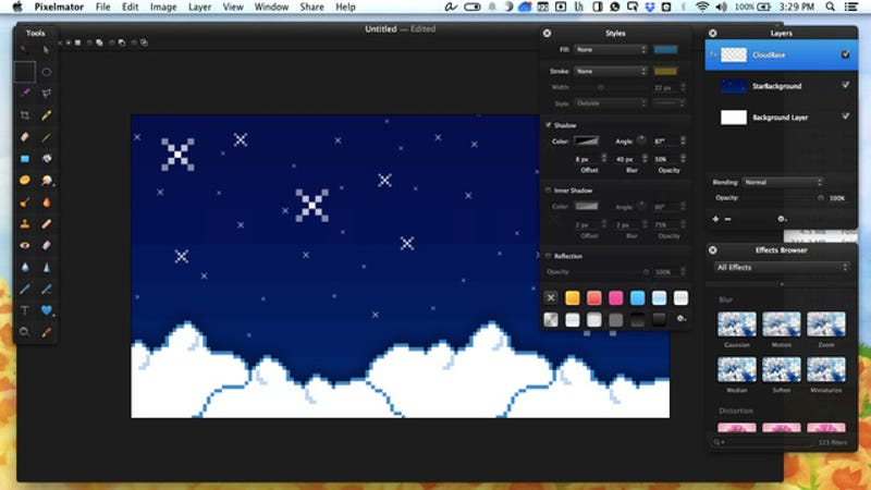 Illustration for article titled Pixelmator 3.0 Is a Seriously Good Replacement for Photoshop