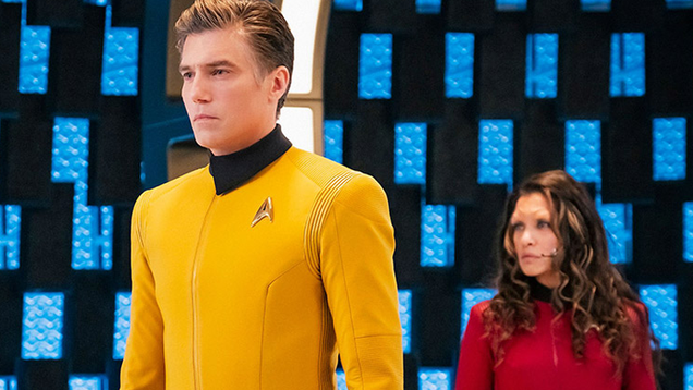 A New Star Trek Novel Will Explore What the Enterprise Was Up to in Discovery s First Season
