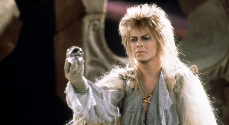 """Illustration for article titled """"You Remind Me of the Babe"""": Raise Your Glass Orb for a Labyrinth Sequel"""
