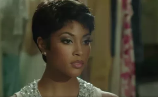 Lex Scott Davis as Toni Braxton in Unbreak My HeartYouTube screenshot