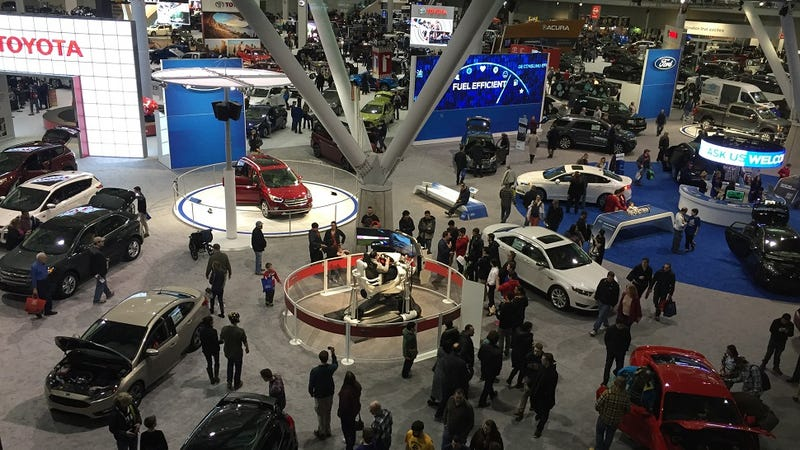 NEIAS The New England International Auto Show - New england car show boston