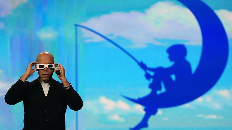 Dreamworks CEO Jeffery Katzenberg at CeS 2016 (Image: Getty)
