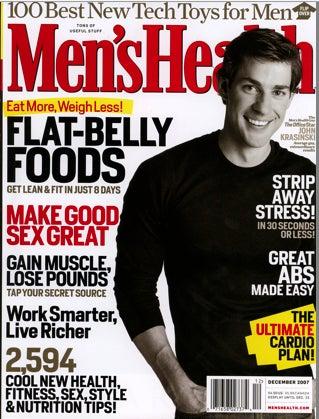 Illustration for article titled McDonald's: Men's Health Joins Jezebel In Lovin' It