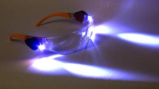 Make These DIY Detachable Magnetic Lights for Your Safety Goggles