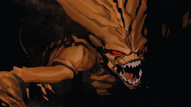 X-Men s Brood Are What Brood X Nightmares Are Made Of