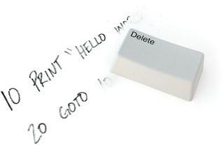Illustration for article titled Delete: The New Erase