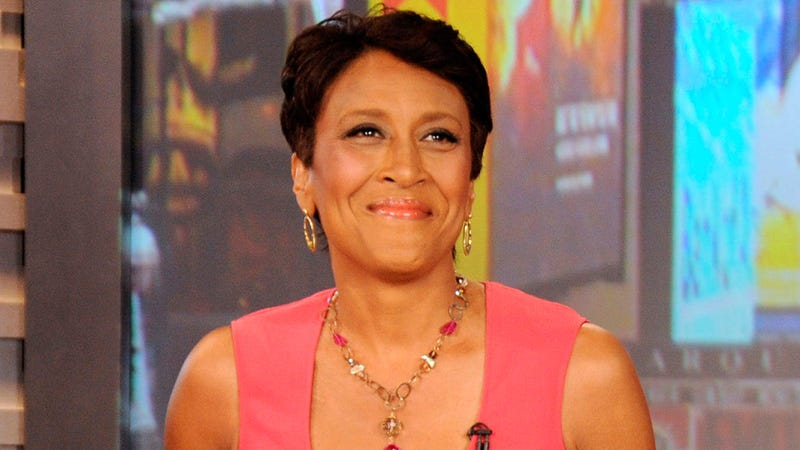Illustration for article titled Robin Roberts Is the Most Trusted News Anchor Because Robin Roberts