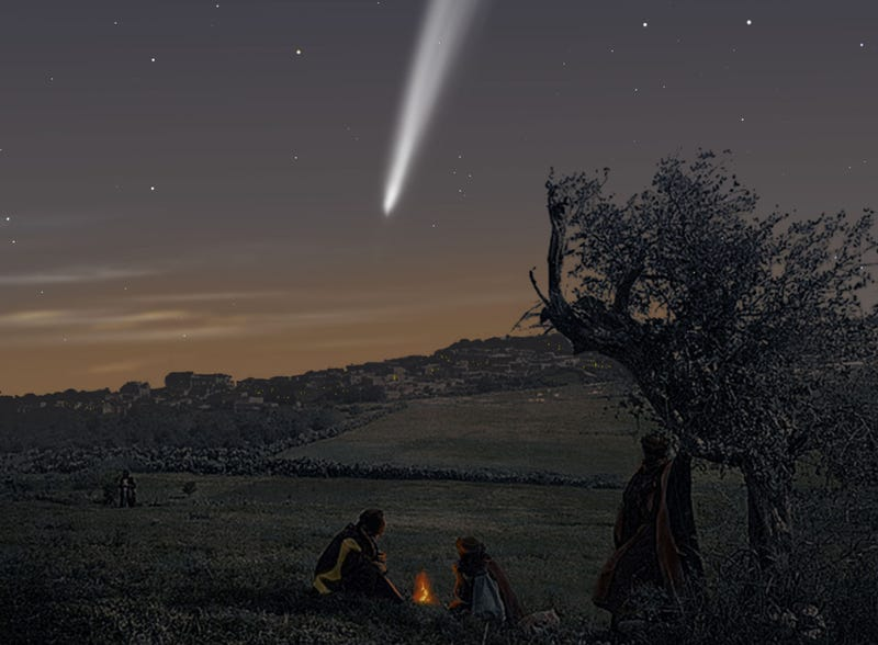 Illustration for article titled What was the Star of Bethlehem, really?