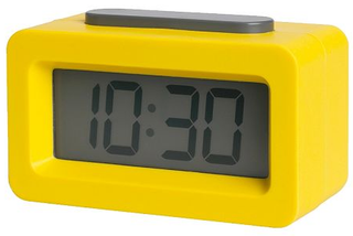 Illustration for article titled Ikea Slabang Alarm Clock Can Take a Beating