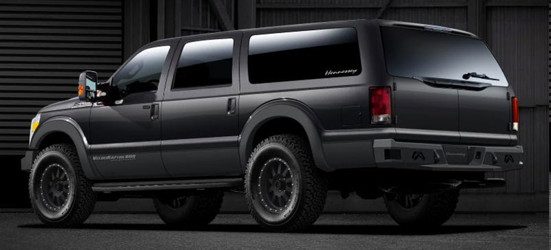 COAL: 2001 Ford Excursion Powerstroke – It's Bigger Than The Cineplex