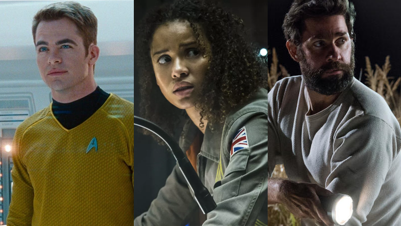 Get ready for more Star Trek, Cloverfield, and A Quiet Place on the big screen.
