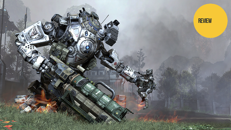 Illustration for article titled Titanfall: The Kotaku Review