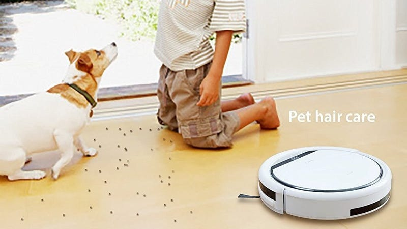 iLife V3S Robotic Vacuum | $112 | Amazon