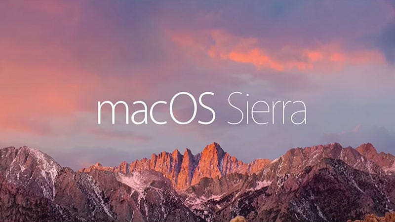 Illustration for article titled Go Download the MacOS Sierra Public Beta Right Now—If You Dare