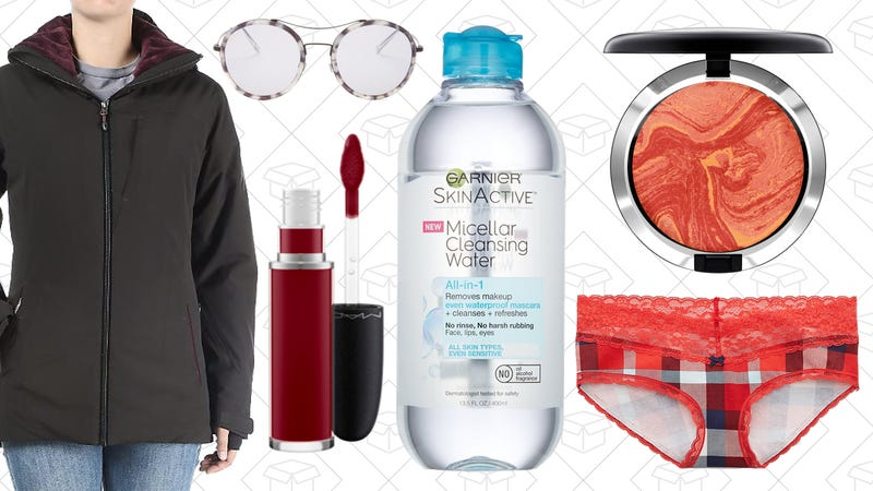 Illustration for article titled Today's Best Lifestyle Deals: Moosejaw, Aerie, Garnier Micellar Water, MAC Cosmetics, and More