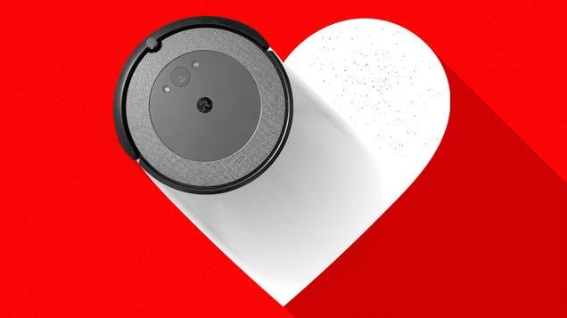How My Robot Vacuum Got Me Through the Pandemic