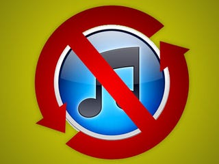 Illustration for article titled Never Sync Your iPhone with iTunes Again