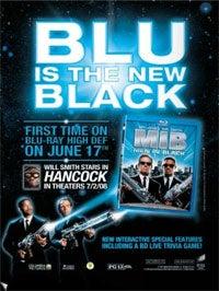 Illustration for article titled Men In Black Becomes First International BD-Live Title