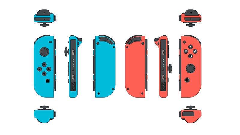 Illustration for article titled Nintendo reparará los mandos Joy-Con de forma gratuita y reembolsará las reparaciones anteriores
