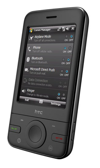 Illustration for article titled HTC P3470 Smartphone with GPS, Edge, Launches in Europe at WMC 2008