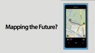 Illustration for article titled Could Nokia Win the Map Battle?