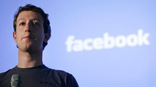Mark Zuckerberg, CEO of Facebook, speaking during a media event at his company headquarters in Palo Alto, Calif., April 7, 2011KIMIHIRO HOSHINO/AFP/Getty Images