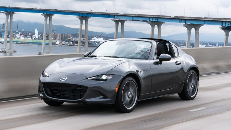 Illustration for article titled The 2019 Mazda Miata Could Get A Nice Bump To 181 Horsepower