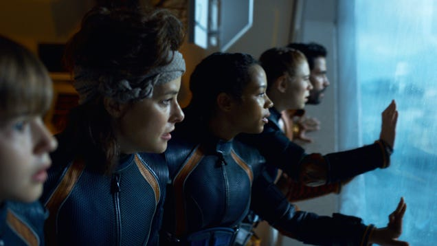 Netflix's Lost in Space Has Been Renewed for One Final Season