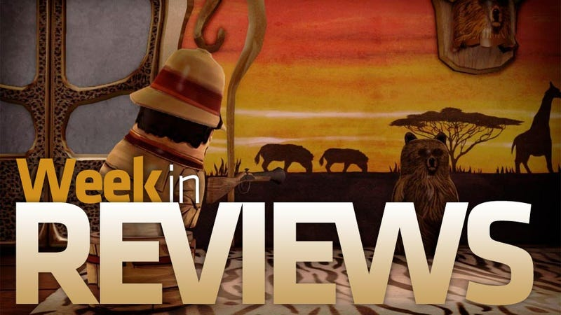 Illustration for article titled Weekly Review Round-up