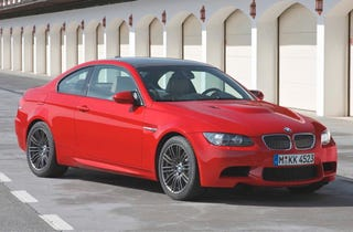 Illustration for article titled A Fourth of B-thoven: The New BMW M3 Photo Dump
