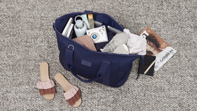 Dagne Dover s Landon Carryall Is the Answer to Your Weekender Problems